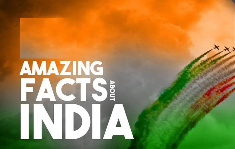 Top Facts About India That You Might Not Even Hear of