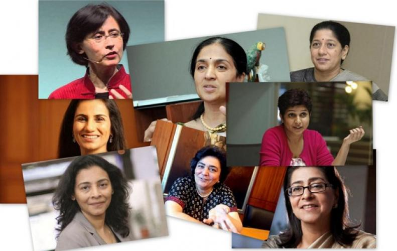 list of Indian business women that dominate the world of trade and Industry.