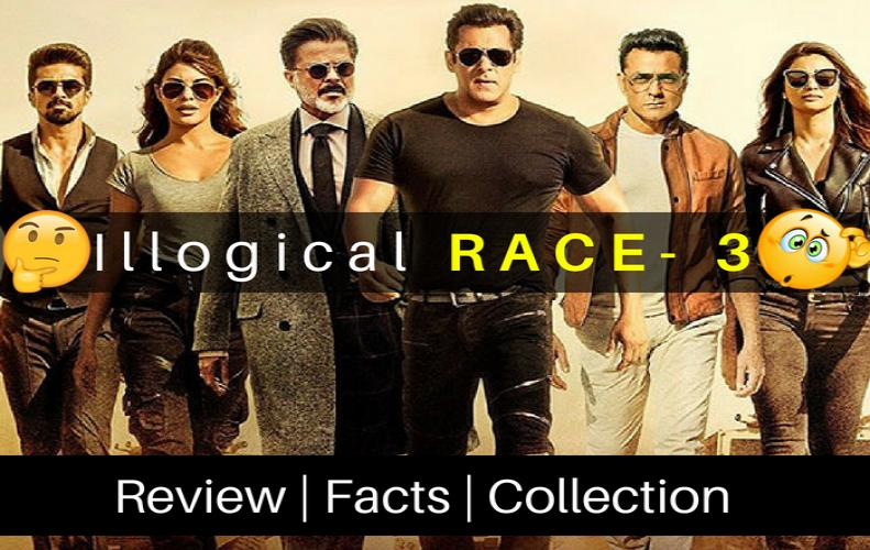 The Most Awaited Movie 'Race 3' hit the Box Office