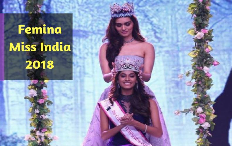 Tamil Nadu's Anukreethy Vas crowned Miss India 2018