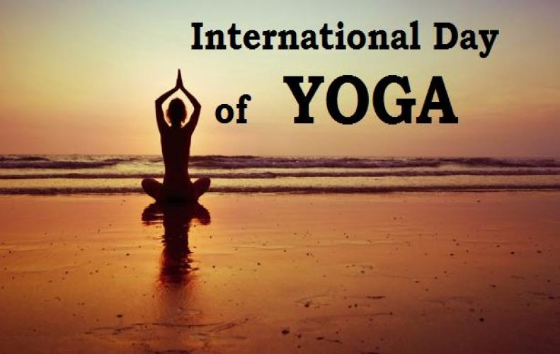 Fourth International Yoga Day Celebrated around the World 2018