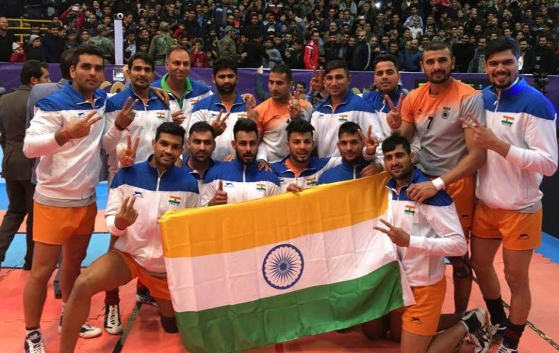 Kabaddi Kurfew: India vs Pakistan | Thrash Pakistan 36-20