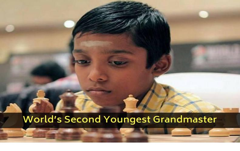 Meet the Young Gun of India | World's Second Youngest Grandmaster