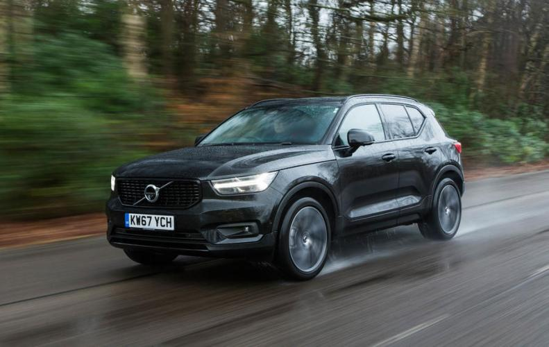 Volvo XC40 Pre-Bookings Open: India Launch Date Announced