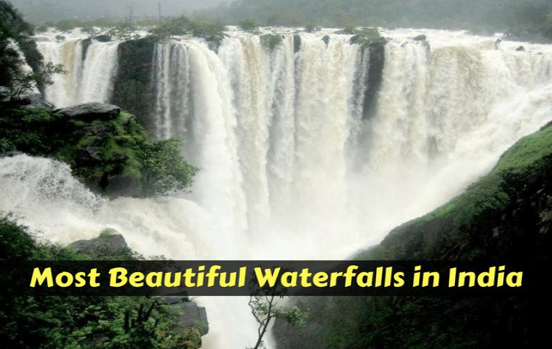This Monsoon Explore one of these Most Beautiful Waterfalls in India that give You Feel Heaven on Earth