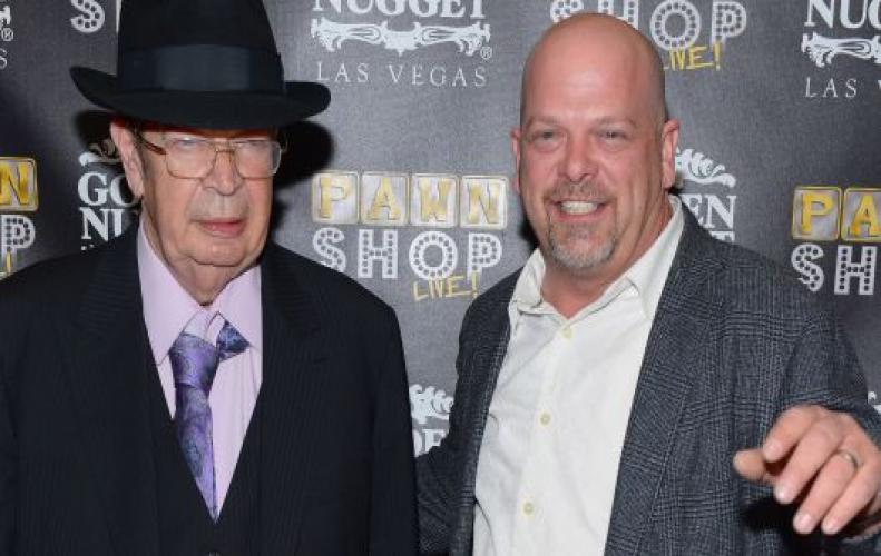 'Pawn Stars' The Old Man- Richard Harrison Dies at the Age of 77 Years