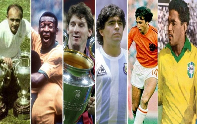 Greatest Football Players of All Times | Raised the Spirit of the Game
