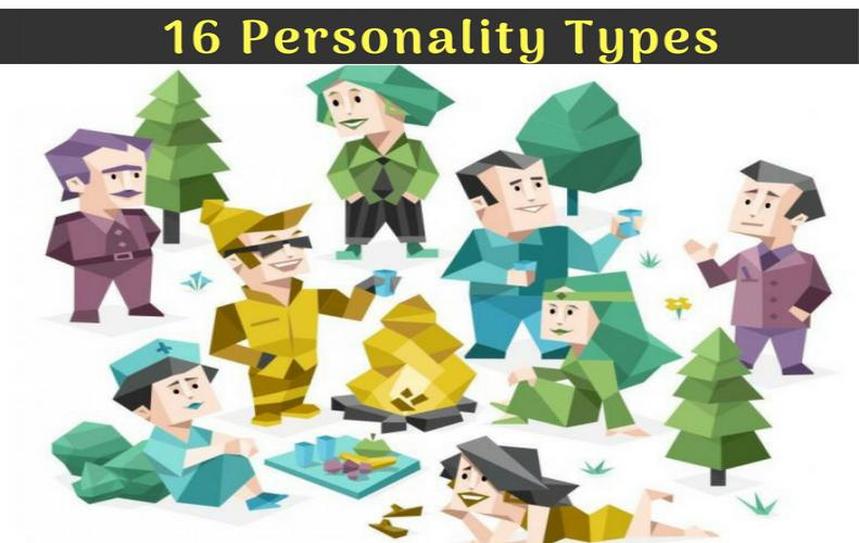 WhichFriendsCharacterareYou? – Check Out 16 Personality Types Test