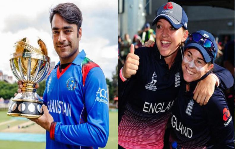Does Tammy Beaumont Really love Rashid Khan?