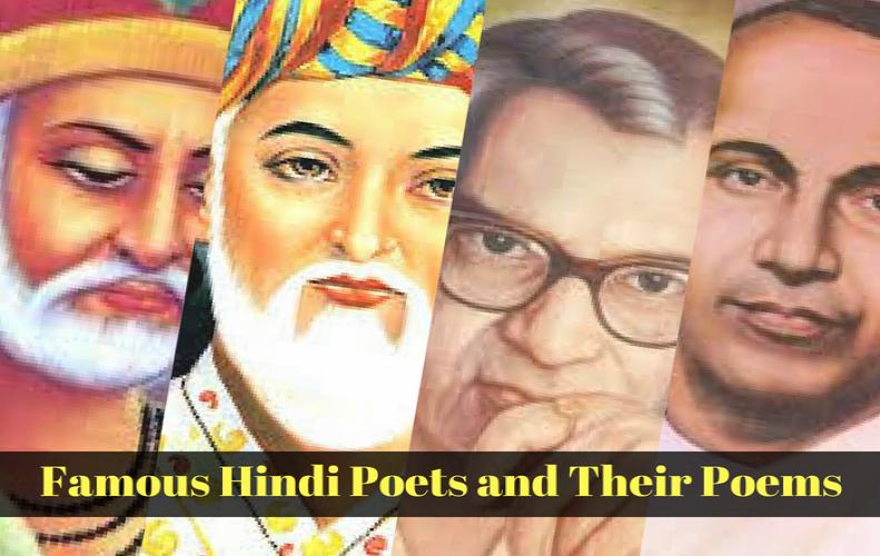 Famous Hindi Poets and Their Poems | Golden Era of Hindi Poetry