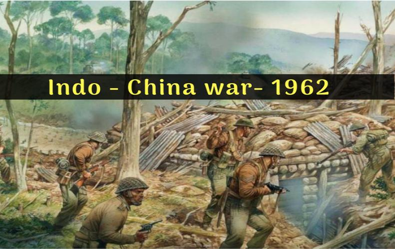India-China War 1962 | How it Started and What Happened Later