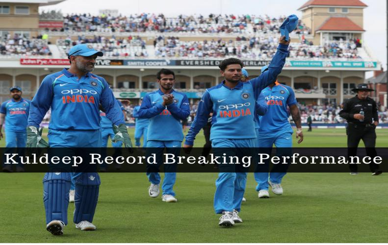 Kuldeep Yadav's Record Breaking Performance