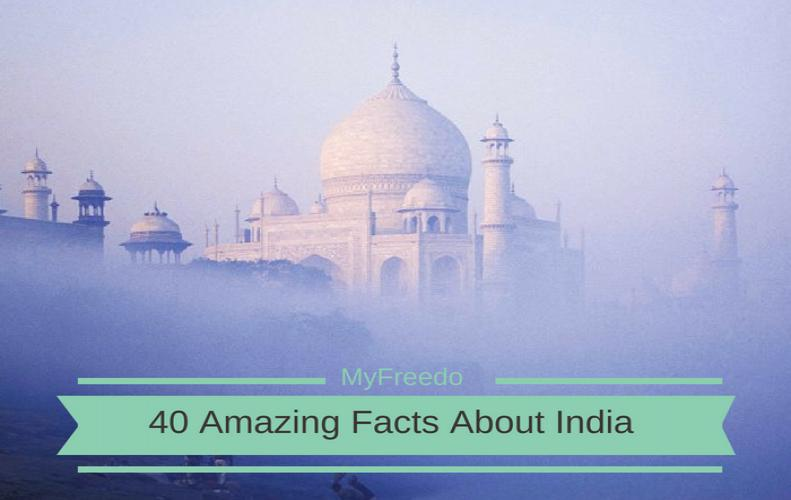 40 Amazing Facts about India | Unsung Stories of an Incredible Country