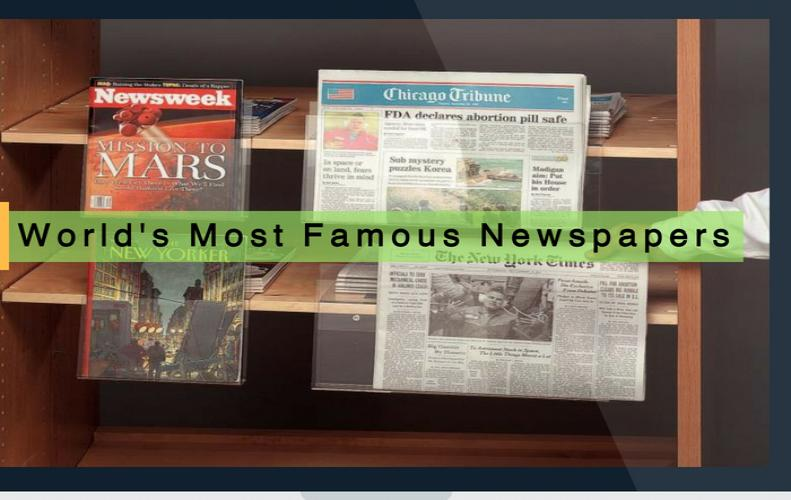 Best Newspapers In The World