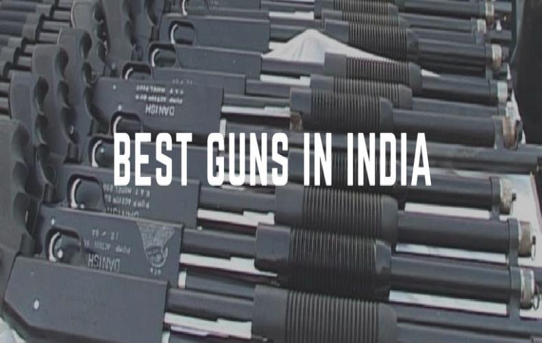 Top 5 Best Guns In India | Most Dangerous Guns