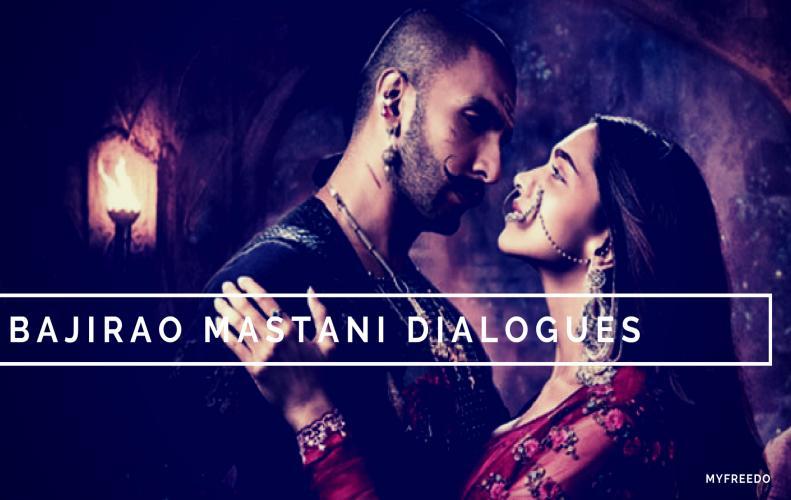 Bajirao Mastani Dialogues