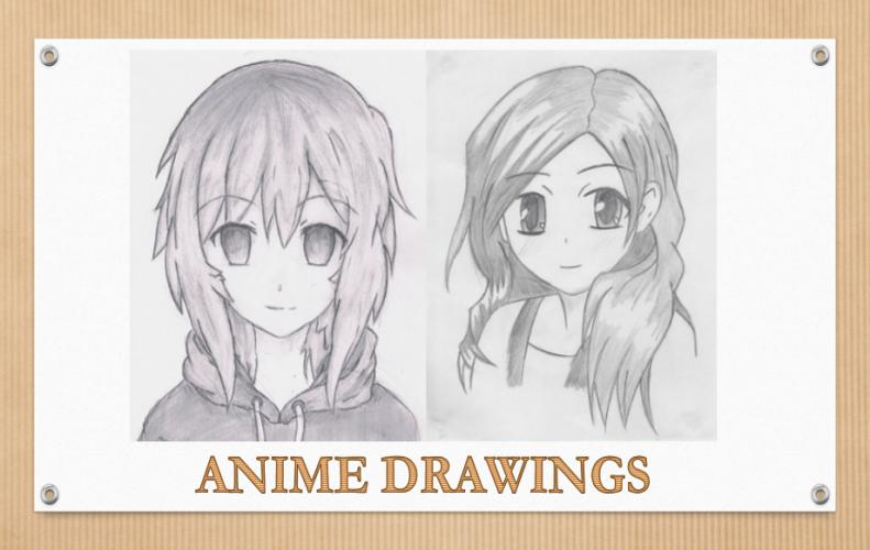 Anime Drawings | Definition, Procedure and Making