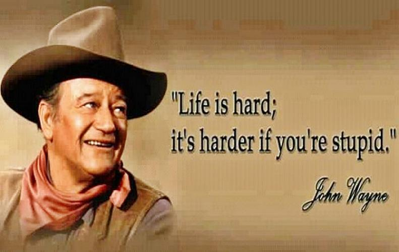 Best John Wayne Quotes | Most Inspirational thing You Will See Today