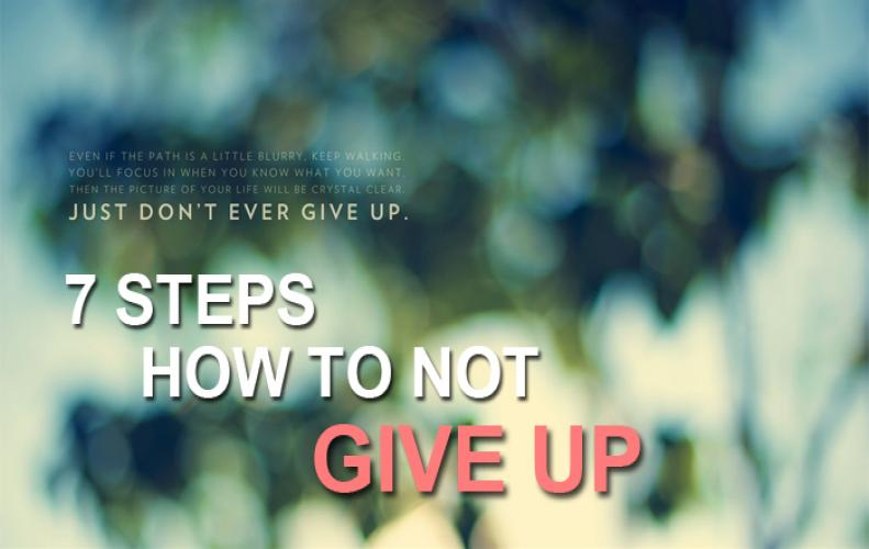 I Give Up | Do these things When this Thought Comes to Your Mind