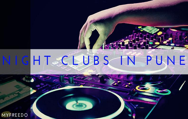 Best Night Clubs In Pune For Parties And Dance