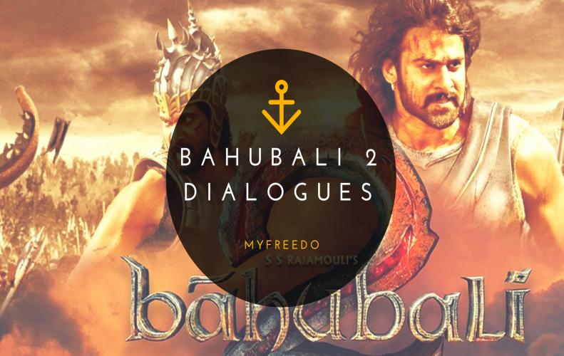 Bahubali 2 Dialogues | Most Memorable Bahubali Dialogues in Hindi
