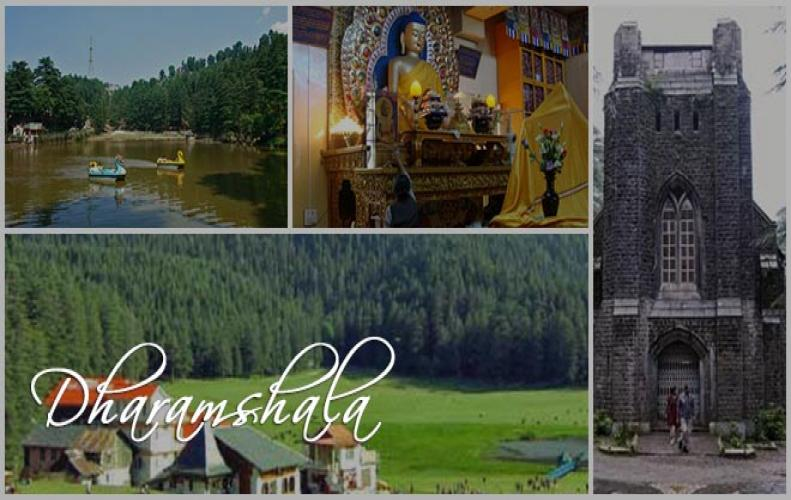 Places to Visit in Dharamshala | Natural and Spiritual Destination of Himalayas