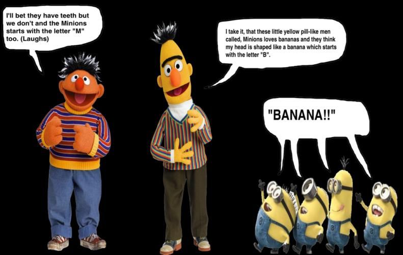 Bert and Ernie Memes | Most Funniest Thing You will See Today