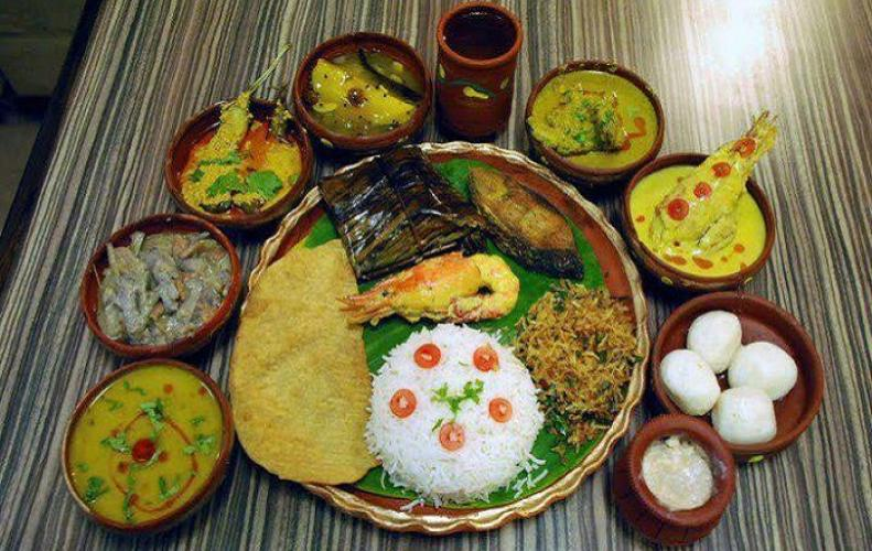 Mouth Watering West Bengal Food Items