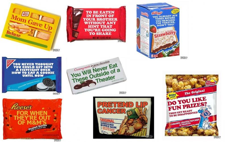 Funny Food Names | Funniest Collection of Weirdest Names of Food Products