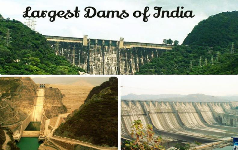 Largest Dams in India | All You Need to Know About