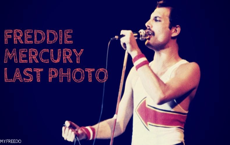 The Very Last Pictures Ever Taken Of The Freddie Mercury