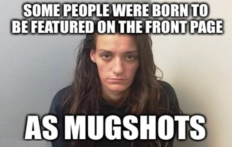 Funny Mugshots that are Strangest and Funniest at Same Time