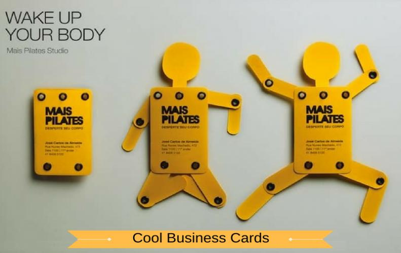 Cool Business Cards Designs that Perfectly Portray Your Business Motto