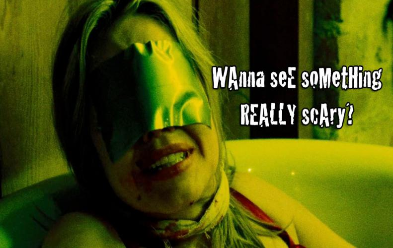 Scary GIFs | The Collection of Scariest Images on Internet