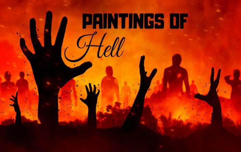 7 Disasterous Paintings Of Hell