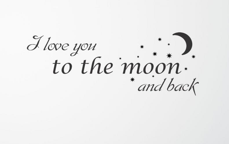 I Love You to the Moon and Back | Why We Say and What Does it Mean