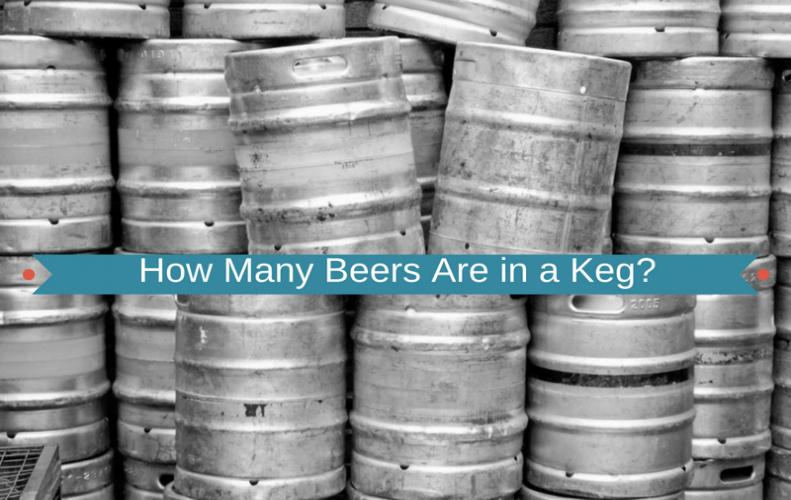 How Many Beers are in a Keg? | Explore the Sizes of Beer Kegs