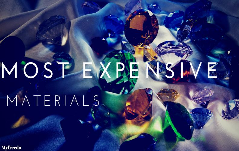 Most Expensive Element Present on Earth