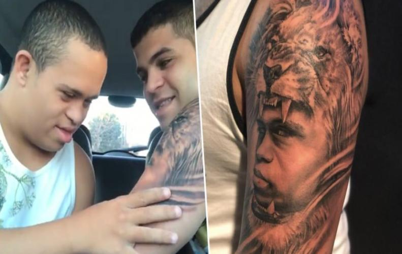 Explore the Incredible Story of Brothers and Their Tattoo