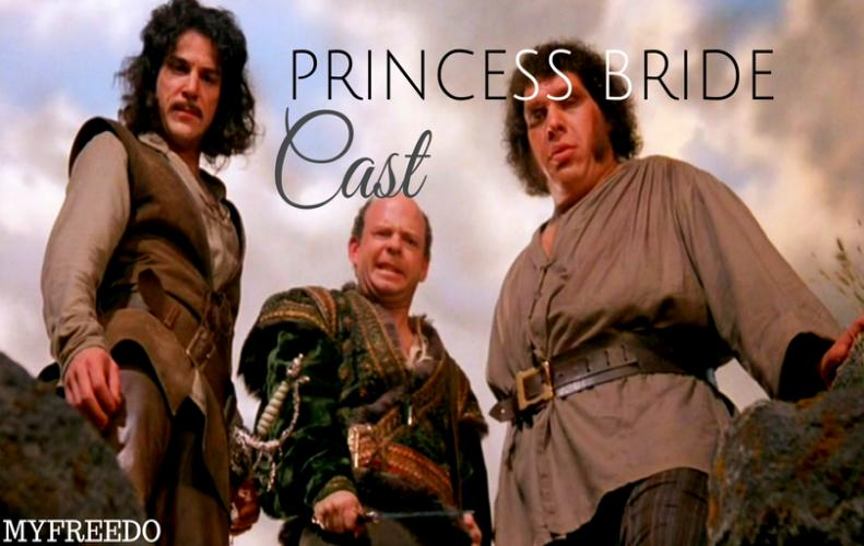 Princess Bride Cast Then vs Now Images