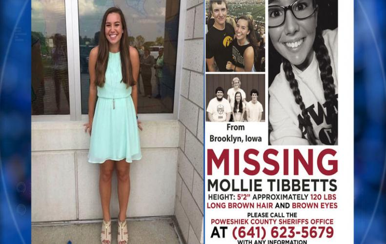 Mollie Tibbetts Murder Case and the CNN's Fake News Story