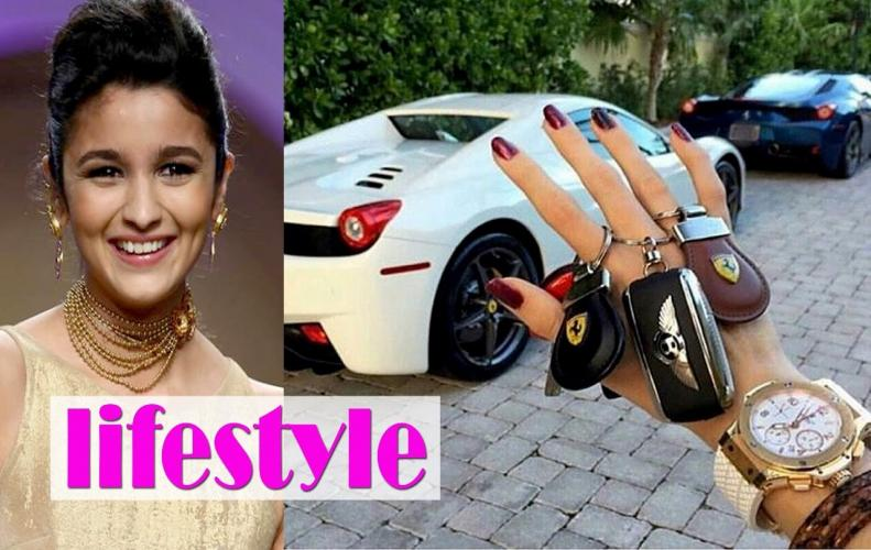 Alia Bhatt Owns Amazingly Expensive Things that You Can't Imagine