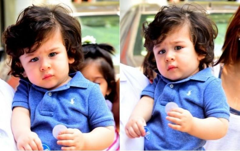 Taimur Ali Khan's New Video Going Viral on the Internet