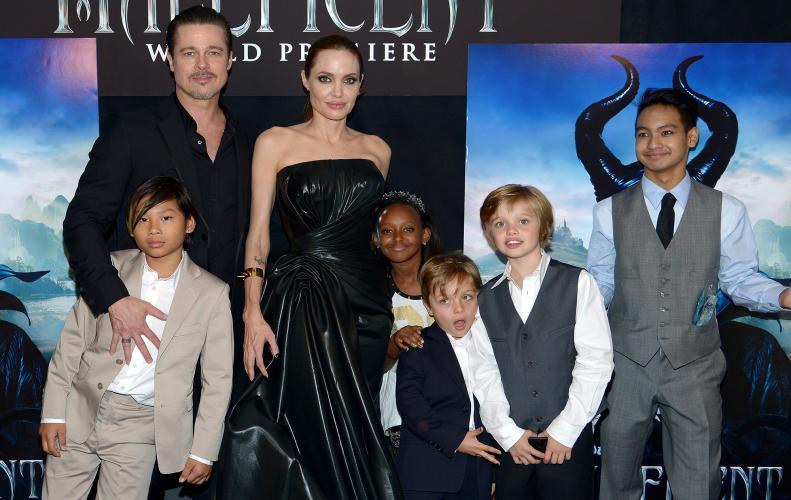 Brad Pitt and Angelina Jolie are agreed on Continuing Their Interim Child Custody Agreement