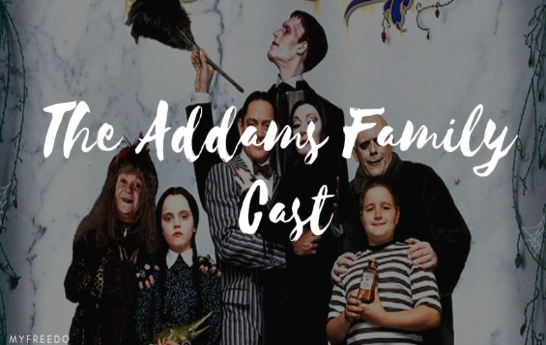 The Addams Family Cast 28 Years Later Images