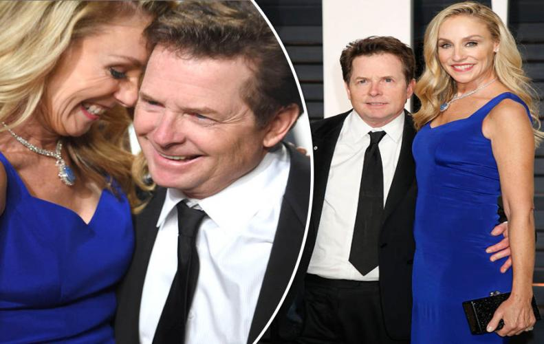 Michael J. Fox's Wife Tracy Pollan Shared Secret of Their 30 Year's Marriage