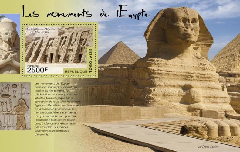 Egyptian Monuments that are the True Reflection of History