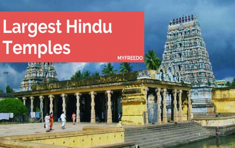 Top 6 Largest Hindu Temples You Don't Know About