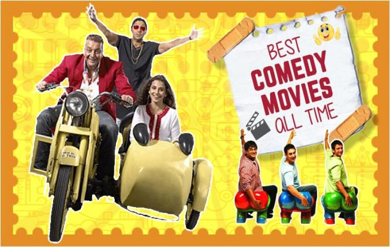 Best Bollywood Comedy Movies that are Enough to Make You ROFL
