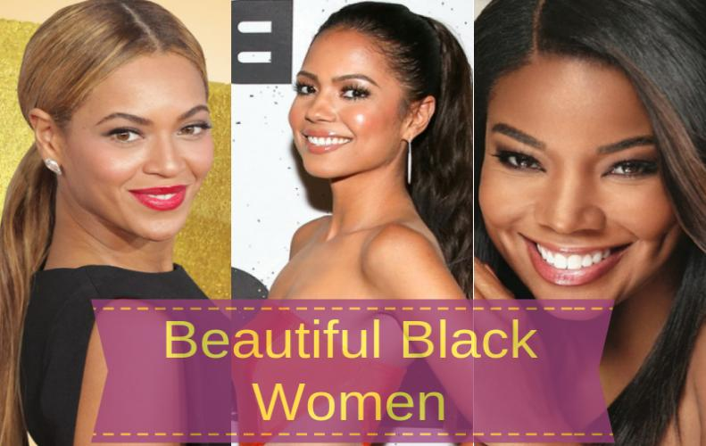 Beautiful Black Women Are the Perfect Example of Black Beauty